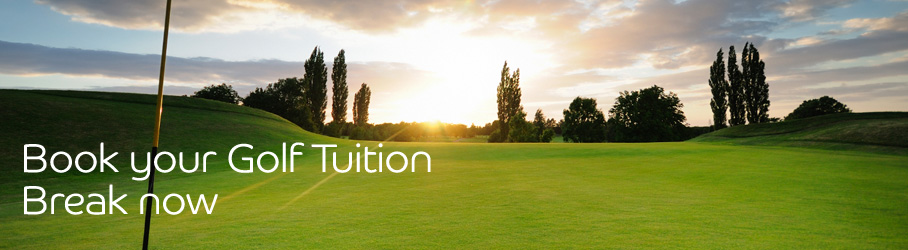 Book your Golf Tuition Break now